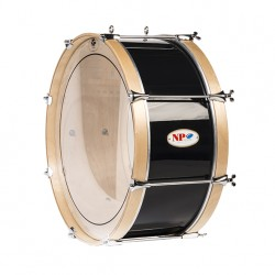NP Bass Drum 50x20 cms Black