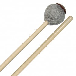 Vic Firth M221 Marimba Mallets Rosauro Soft
