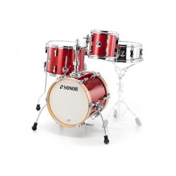 Sonor Martini Set Red Galaxy Sparkle