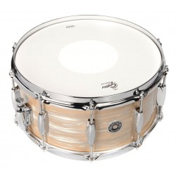 Gretsch Brooklyn Cream Oyster 14x5.5""