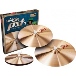 Paiste Set Platos PST7 Rock