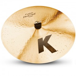 ZILDJIAN Crash 17 K Custom Dark