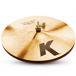 "Zildjian Hi Hat 14"" K Custom Dark"