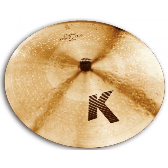 ZILDJIAN Ride 20 K Custom Flat Top
