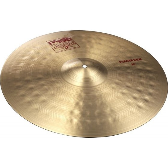 PAISTE Ride 20 2002 Power