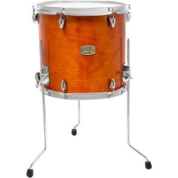 "Yamaha Stage Custom Birch Floor Tom 14x13"" Honey Amber"