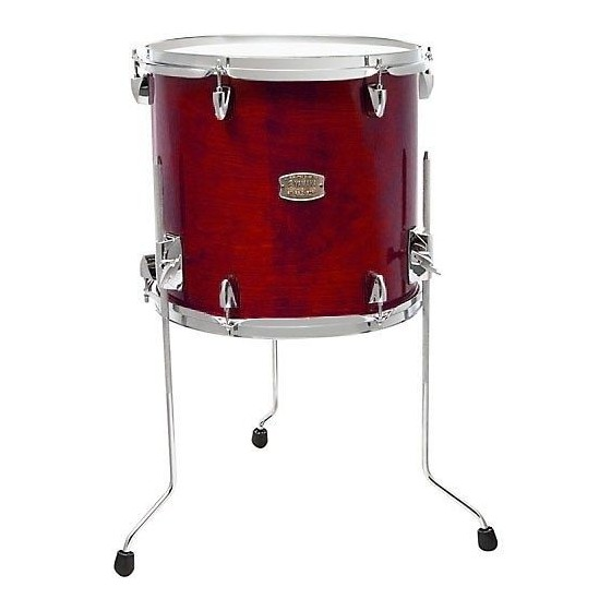 YAMAHA Stage Custom Birch Floor Tom 18x16 Cranberry Red