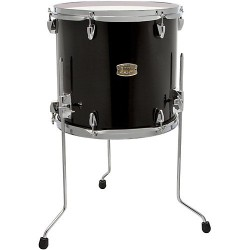 "Yamaha Stage Custom Birch Floor Tom 14x13"" Raven Black"