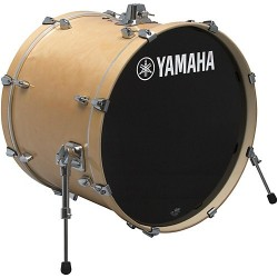 "Yamaha Stage Custom Birch Bombo 18x15"" Natural"