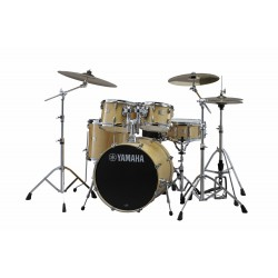 YAMAHA Stage Custom Birch Standard Natural Wood + HW680W