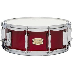 Yamaha SBS1455 Stage Custom Birch Cranberry Red 14x5.5""