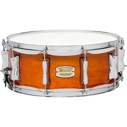 "Yamaha Stage Custom Birch Honey Amber 14x5.5"" SBS1455"