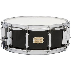 Yamaha Stage Custom Birch Raven Black 14x5.5""