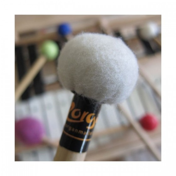 MORGHAN MALLETS TJ07 Maza Timbal Junior