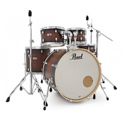 Pearl Decade Maple Standard Satin Brown Burst