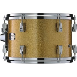 YAMAHA Absolute Hybrid Tom 12x08 Gold Champagne Sparkle