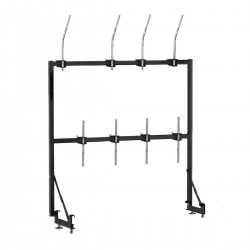 Pearl PTR-1824 Add-On Rack para mesas PTT