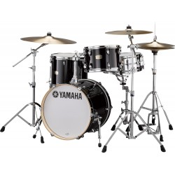 YAMAHA Stage Custom Bebop Birch Raven Black