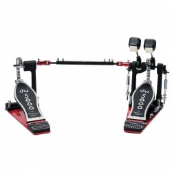 DW 5002TD4 Turbo Double Pedal