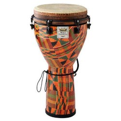 "Remo Djembe 12"" DJ-0012-05 Key Tension Kinthe Kloth"
