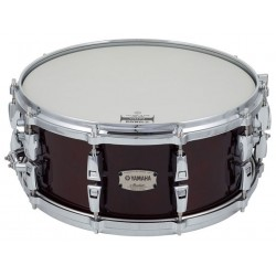 "Yamaha Absolute Hybrid Snare Drum 14x06"" Classic Walnut"