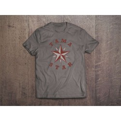 Tama T-Shirt Star Gris - XL