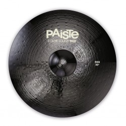 Paiste Ride 20  900 Color Sound Black