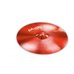Paiste Crash 18  900 Color Sound Red