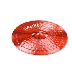 "Paiste Ride 22"" 900 Color Sound Rojo Heavy"