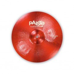 "Paiste Hi Hat 14"" 900 Color Sound Rojo Sound Edge"