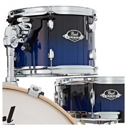 Pearl Export Lacquer Studio EXL705N Sea Blue Fade