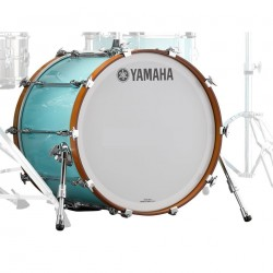 "Yamaha Recording Custom Bass Drum 22x18"" Surf Green"