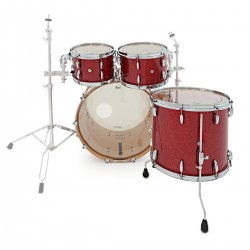 Pearl Masters Maple Complete Standard Red
