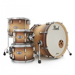 Pearl Masters Maple Complete Fusion Natural