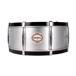 "NP Arahal Snare 15"" Silver"