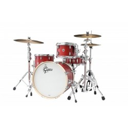 Gretsch Brooklyn Studio Satin Cherry Red