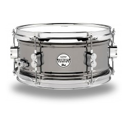 PDP Black Nickel Over Steel 12x6""