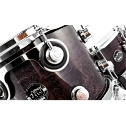 DW DRUMS Bateria Performance Series PK120 Rock Ebony Stain