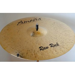 "Amedia Crash 17"" Raw Rock"