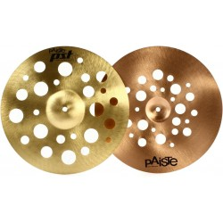 Paiste Splash 12/10 PSTX Stack
