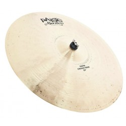 "Paiste Crash Ride 21"" Masters Dark"