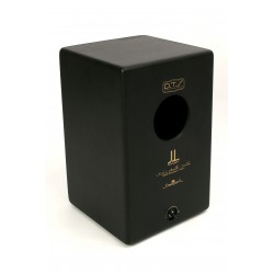 Leiva Percussion Cajón Viva Black