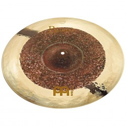"Meinl Crash Ride 22"" Extra Dry Dual"