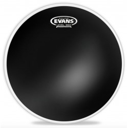 Evans 12 Black Chrome TT12CHR