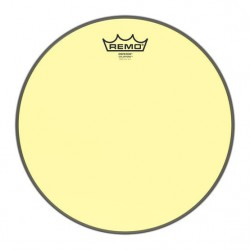 Remo 16 Emperor Colortone Yellow BE-0316-CT-RD