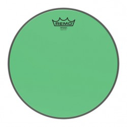 Remo 12 Emperor Colortone Green BE-0312-CT-GN