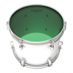 Remo 10 Emperor Colortone Green BE-0310-CT-GN