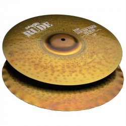 PAISTE Hi Hat 14 Rude Sound Edge