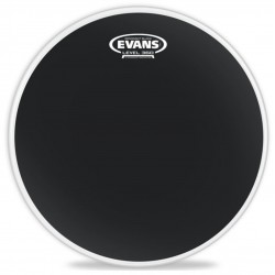 "Evans 12"" Genera Resonant Black TT12RBG"