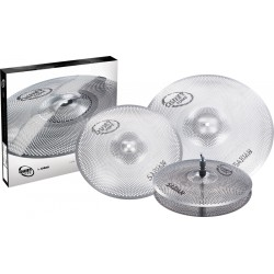 Sabian Set Platos Quiet Tone Practice Set QTPC502